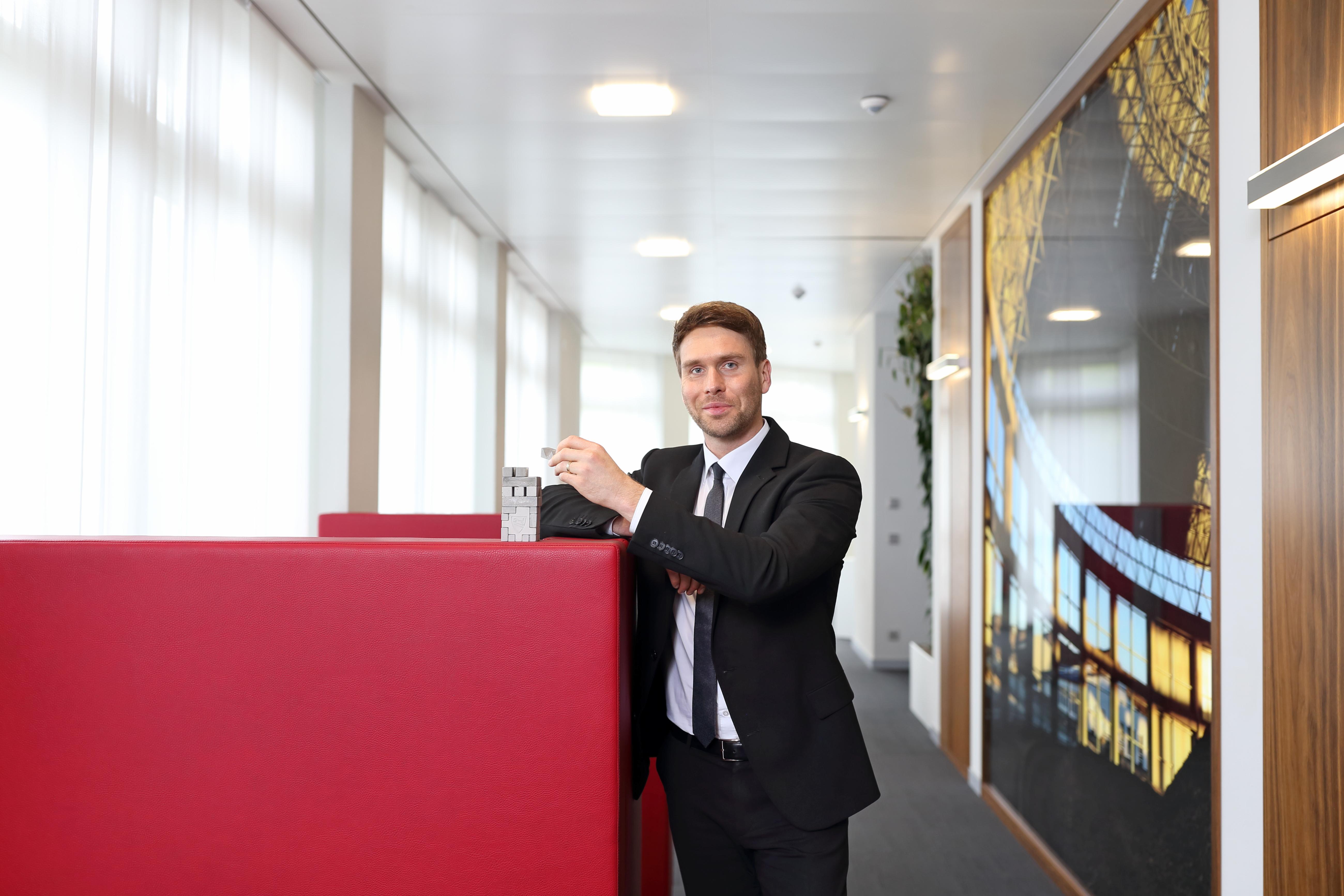 Bastian Elterlein – ZE ULM Vertriebs-Logistikleiter