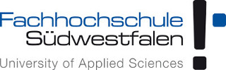 Logo Fachhochschule Südwestfalen, University of Applied Sciences.