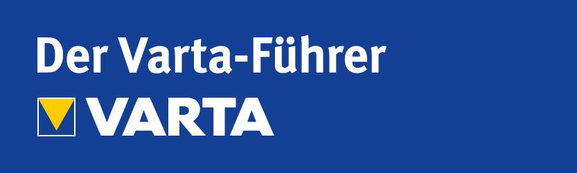 Varta-Führer Logo