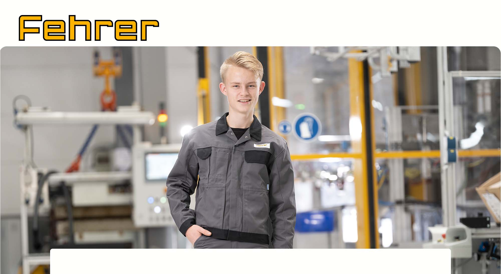 logo fehrer automotive